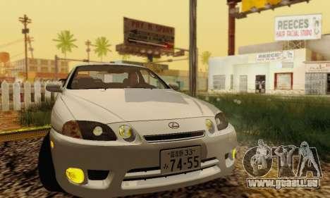 Lexus SC300 v1.01 [ImVehFT] pour GTA San Andreas vue de droite