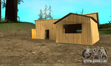 Neue Häuser im Panoptikum für GTA San Andreas zweiten Screenshot
