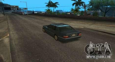 ENB Series for SA:MP pour GTA San Andreas sixième écran