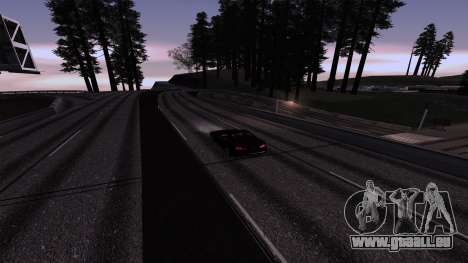 New Roads v3.0 Final für GTA San Andreas zweiten Screenshot