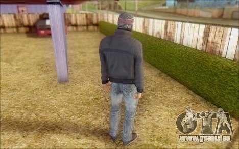 Russian Thug für GTA San Andreas dritten Screenshot