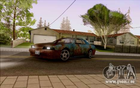 Elegy by Swizzy pour GTA San Andreas