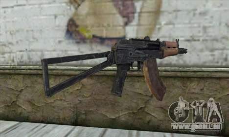 AKC-74У für GTA San Andreas zweiten Screenshot