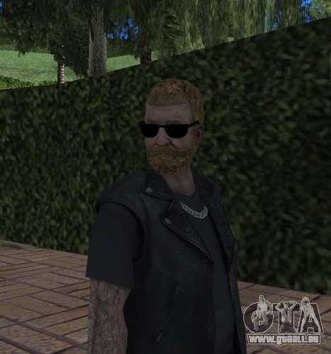 New Wmycr für GTA San Andreas dritten Screenshot