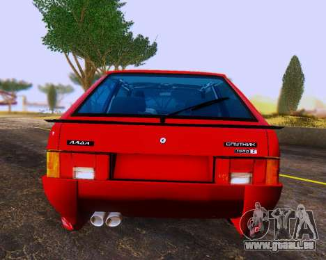 VAZ 2108 Accordables pour GTA San Andreas