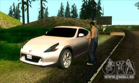 Situation de vie v2.0 pour GTA San Andreas