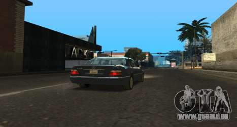 ENB Series for SA:MP pour GTA San Andreas