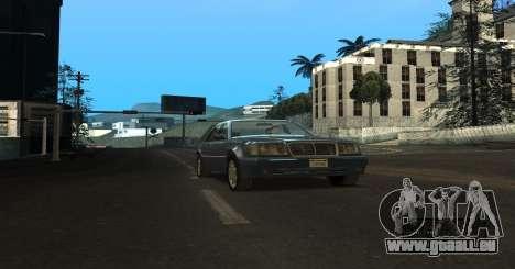 ENB Series for SA:MP pour GTA San Andreas quatrième écran
