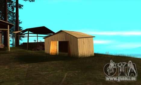 Neue Häuser im Panoptikum für GTA San Andreas dritten Screenshot