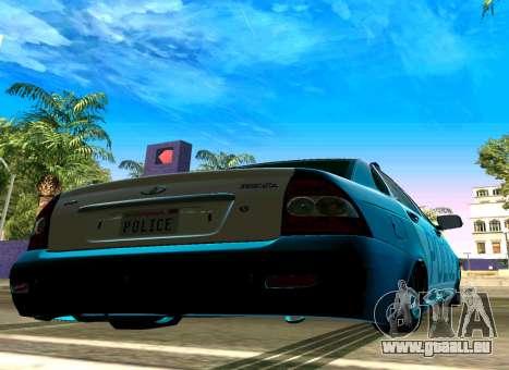 ENBSeries by Sup4ik002 pour GTA San Andreas troisième écran