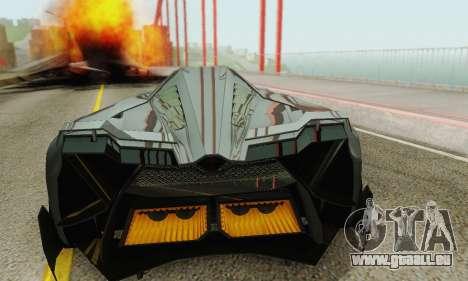 Lamborghini Egoista für GTA San Andreas