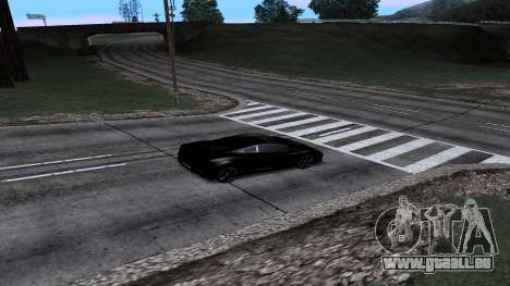 New Roads v1.0 für GTA San Andreas elften Screenshot