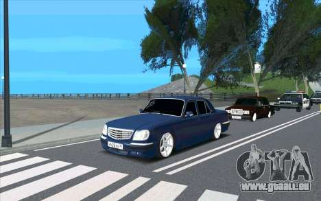 GAZ 31105 für GTA San Andreas