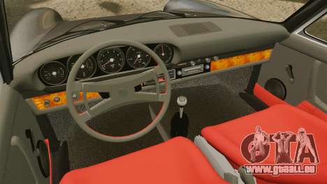 Porsche 911 Targa 1974 [Updated] für GTA 4 Innenansicht
