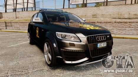 Audi Q7 TEK [ELS] für GTA 4