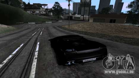 New Roads v1.0 pour GTA San Andreas