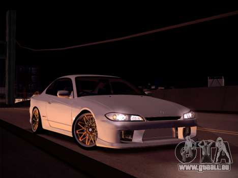 Nissan Silvia S15 Stanced pour GTA San Andreas