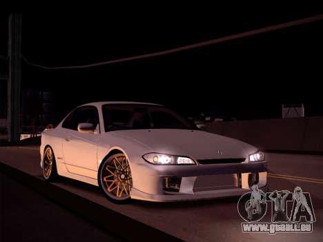 Nissan Silvia S15 Stanced pour GTA San Andreas