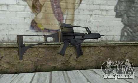HK G36 für GTA San Andreas zweiten Screenshot