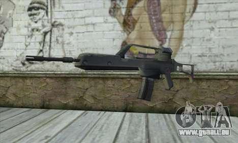 HK G36 für GTA San Andreas