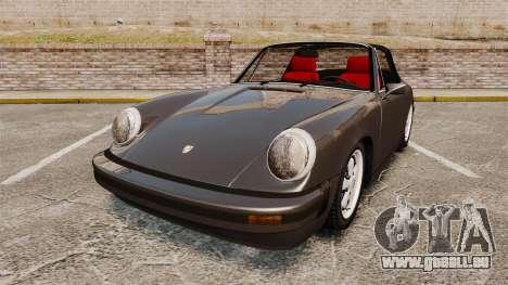 Porsche 911 Targa 1974 [Updated] für GTA 4