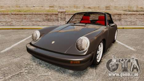 Porsche 911 Targa 1974 [Updated] pour GTA 4