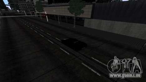 New Roads v1.0 pour GTA San Andreas troisième écran
