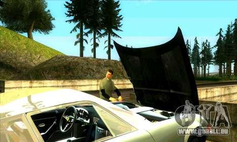 Situation de vie v2.0 pour GTA San Andreas quatrième écran