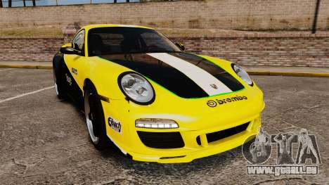Porsche 911 Sport Classic 2010 RACE für GTA 4
