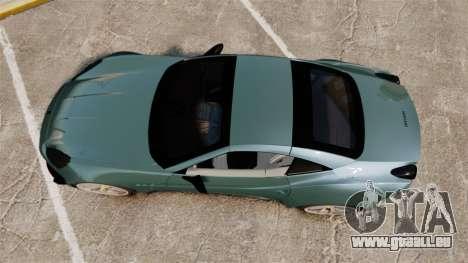 Ferrari California pour GTA 4 est un droit