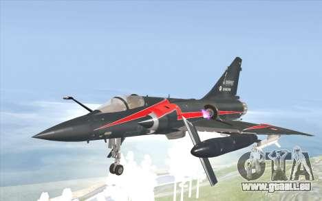 Dassault Mirage 2000-C pour GTA San Andreas