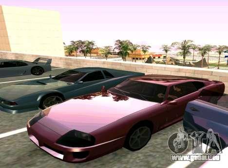 ENBSeries by Sup4ik002 pour GTA San Andreas neuvième écran