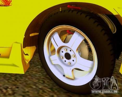 VAZ 2108 Tuneable für GTA San Andreas rechten Ansicht
