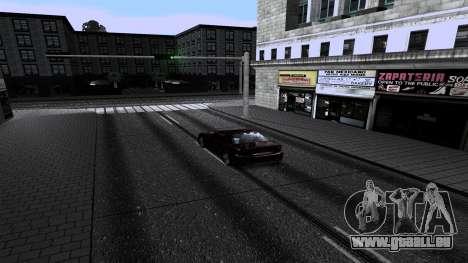 New Roads v3.0 Final pour GTA San Andreas cinquième écran