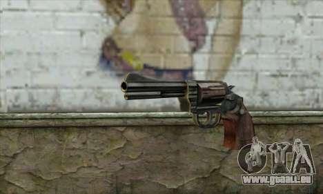 ManHunt revolver für GTA San Andreas