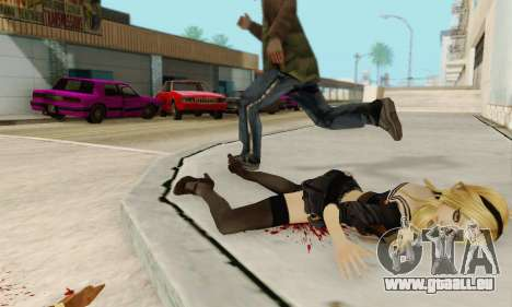 Babydoll Skin pour GTA San Andreas neuvième écran