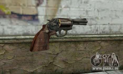 ManHunt revolver pour GTA San Andreas deuxième écran