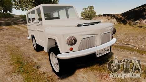 Rural Willys für GTA 4