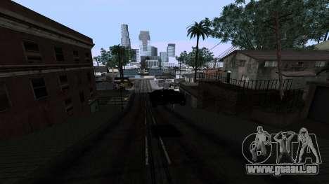 New Roads v1.0 pour GTA San Andreas septième écran