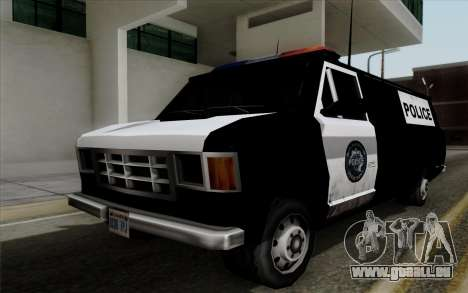 S.W.A.T van für GTA San Andreas