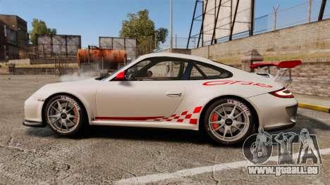 Porsche 997 Carrera GT3 RS pour GTA 4 est une gauche
