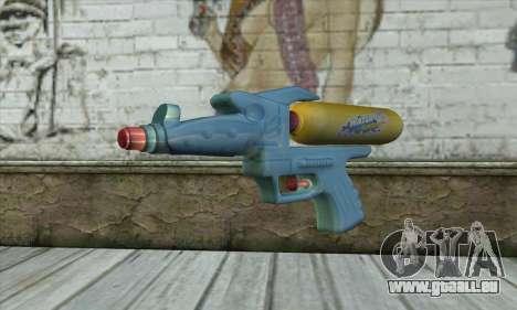 Water Gun für GTA San Andreas