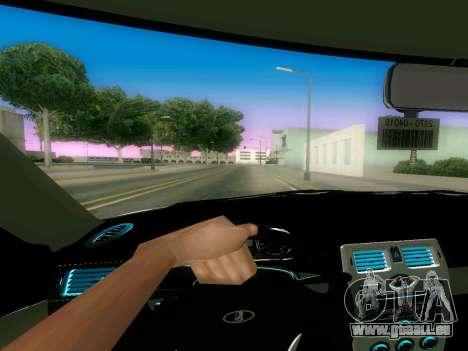 ENBSeries by Sup4ik002 pour GTA San Andreas quatrième écran