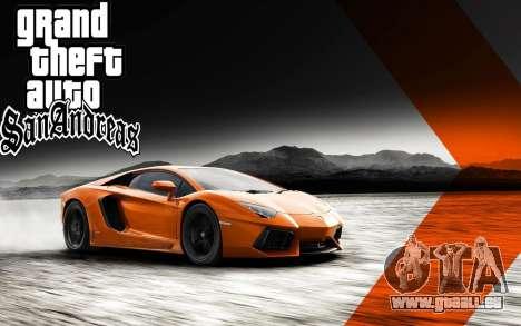 Neue boot-screens Ultra HD (3840x2160) für GTA San Andreas