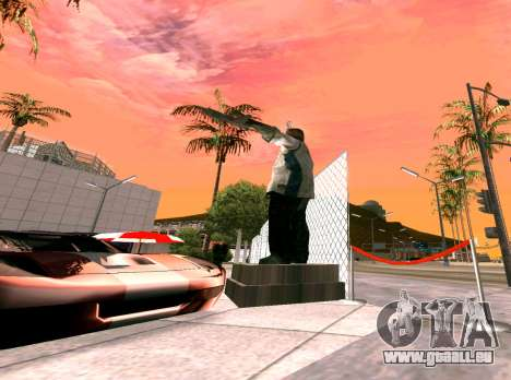 ENBSeries by Sup4ik002 pour GTA San Andreas
