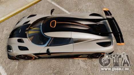 Koenigsegg One:1 [EPM] für GTA 4 rechte Ansicht