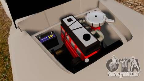 Rural Willys für GTA 4 Rückansicht