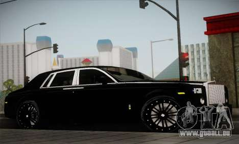 Rolls-Royce Phantom für GTA San Andreas rechten Ansicht