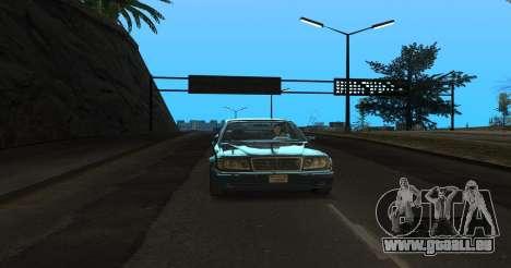 ENB Series for SA:MP pour GTA San Andreas troisième écran