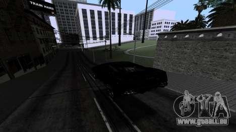 New Roads v1.0 pour GTA San Andreas huitième écran